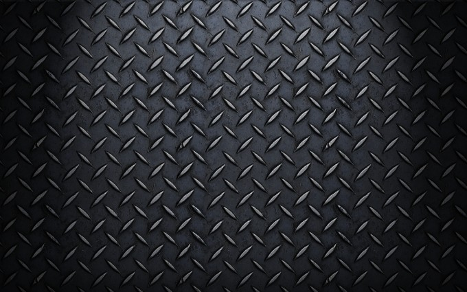 Plain Wallpapers HD black steel