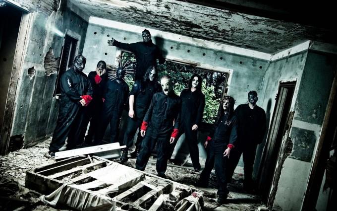Slipknot Wallpapers HD photoshoot