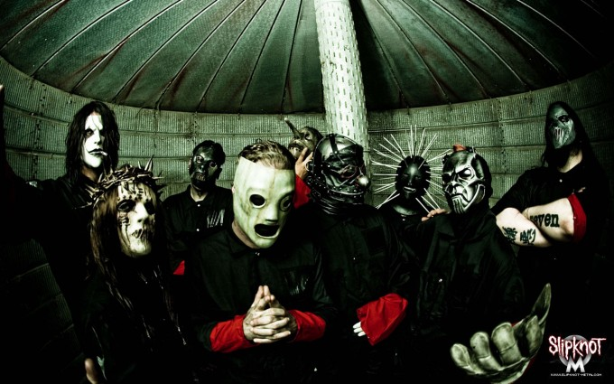 Slipknot Wallpapers HD band members