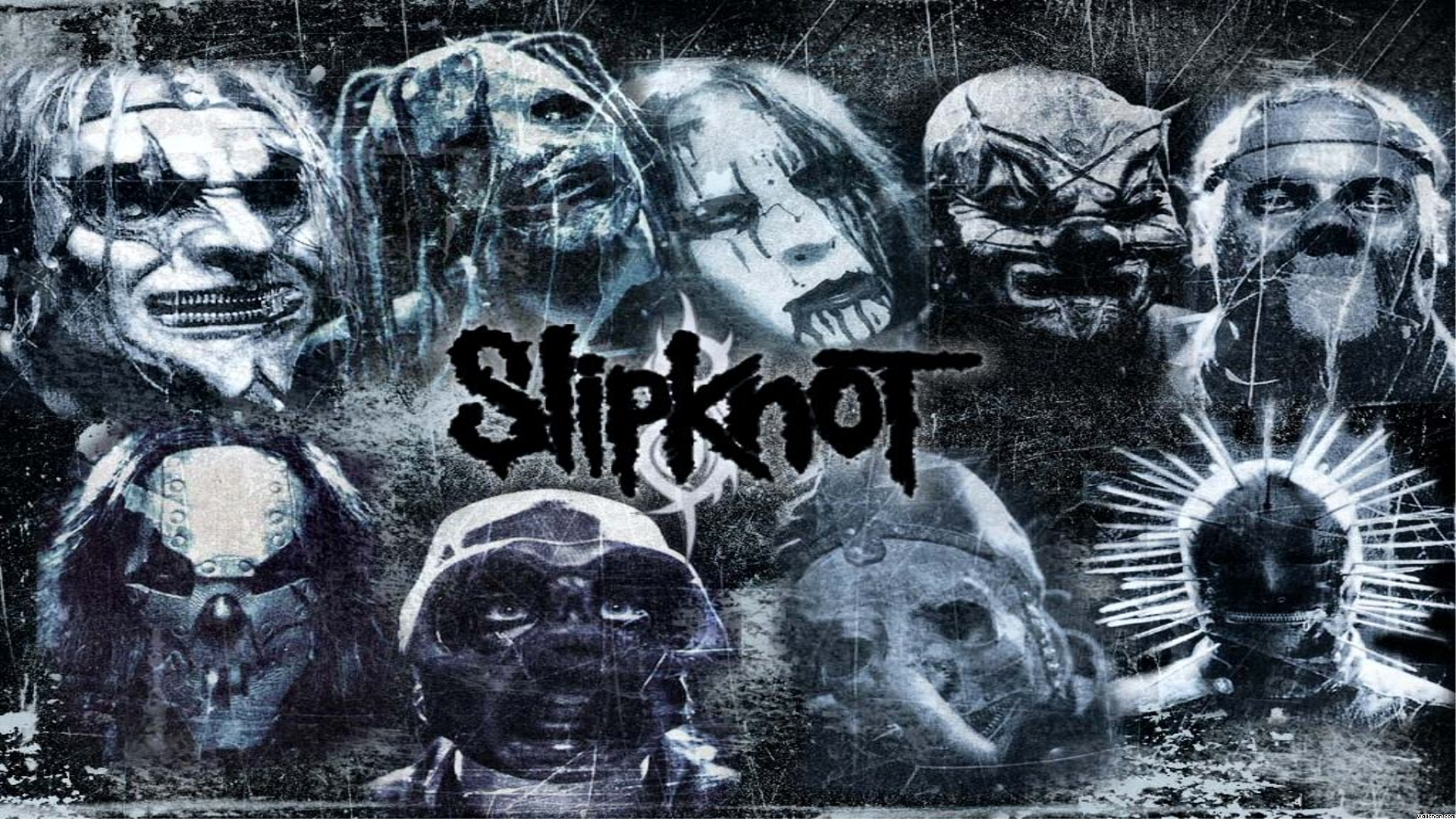 Slipknot Wallpapers HD Band