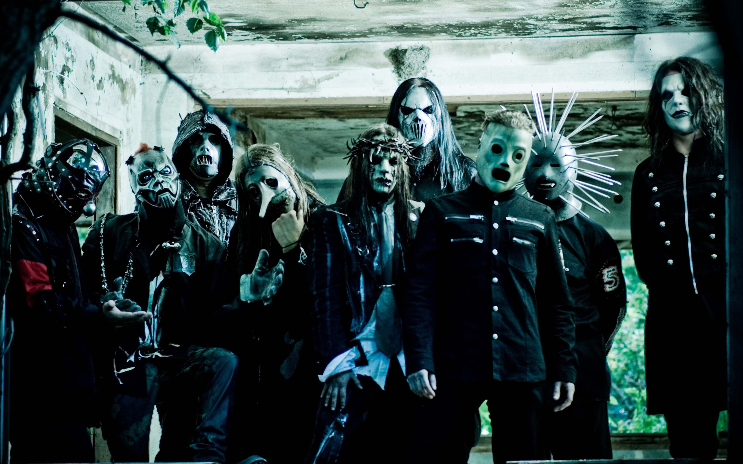 Slipknot Wallpapers HD team