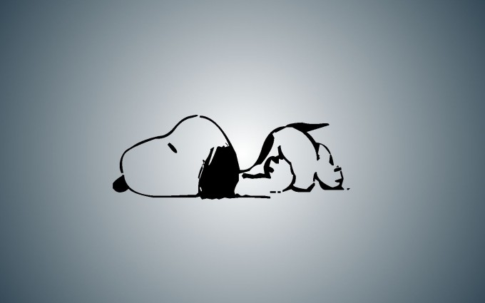 snoopy computer wallpaper HD