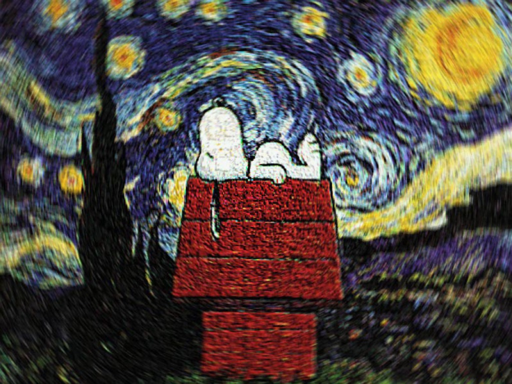 Snoopy Wallpapers HD sleeping