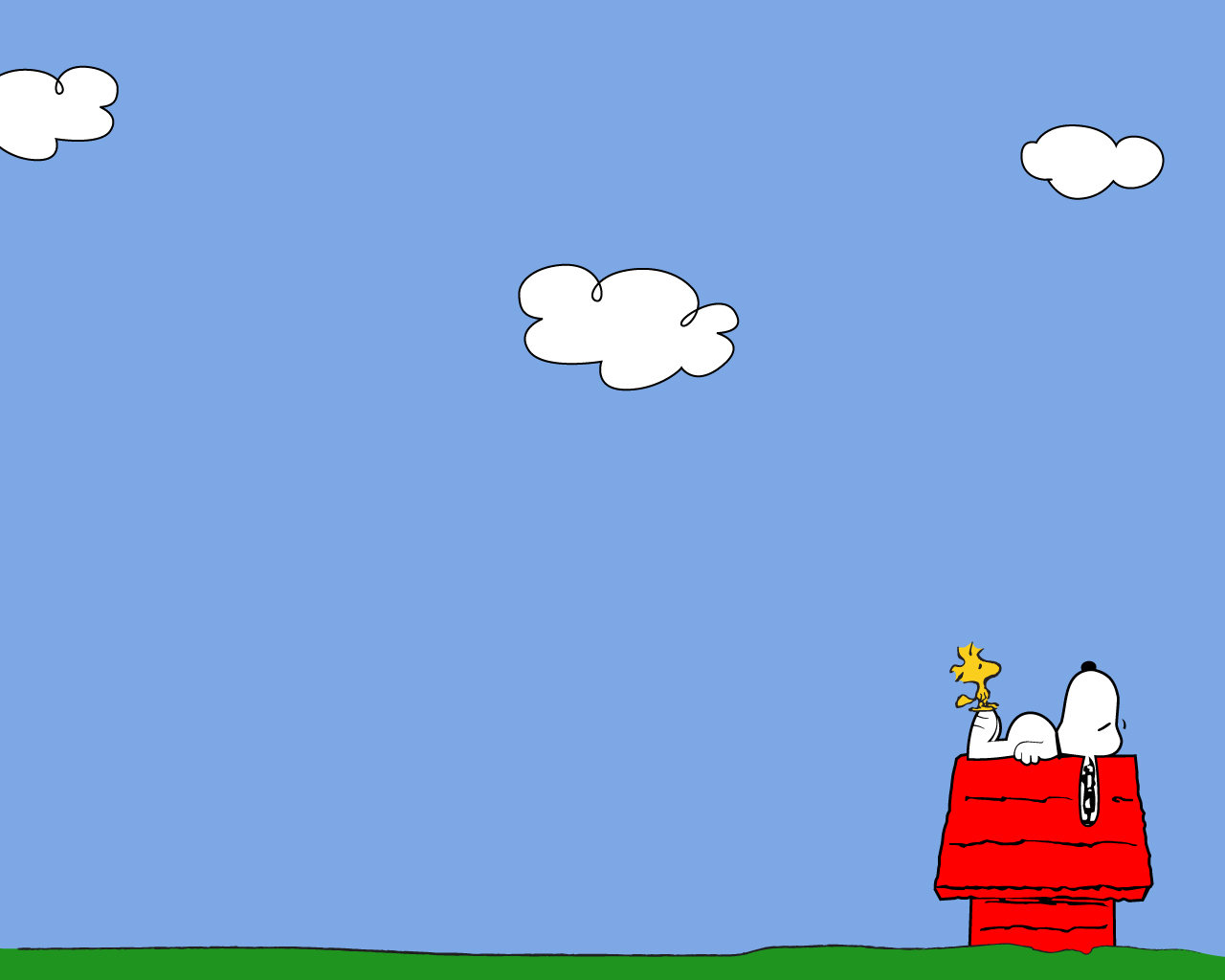 Snoopy Wallpapers HD A29