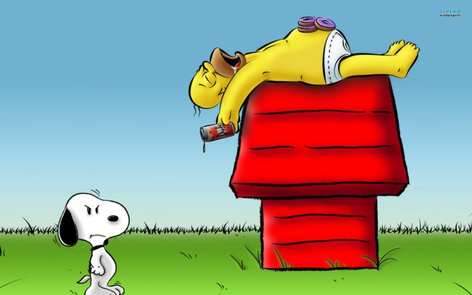 Snoopy Wallpapers HD funny
