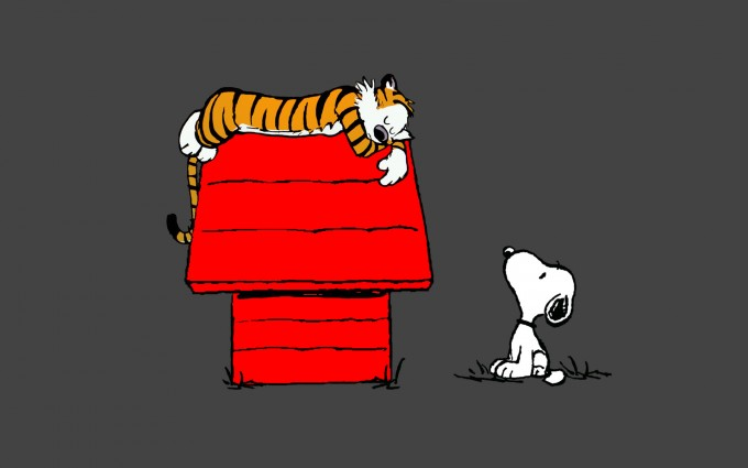 Snoopy Wallpapers HD tiger