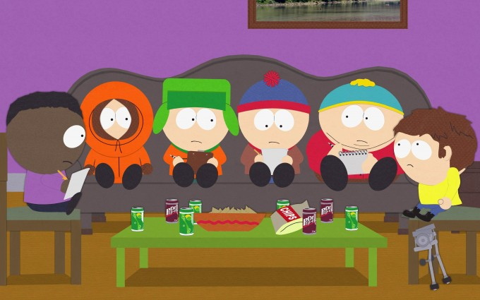 South Park Wallpapers HD couch
