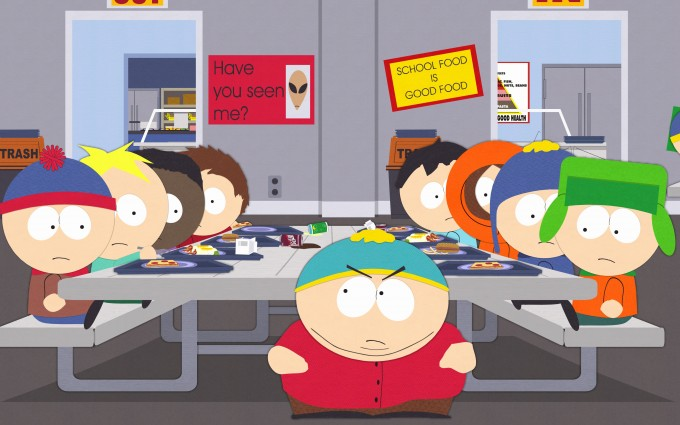 South Park Wallpapers HD scared