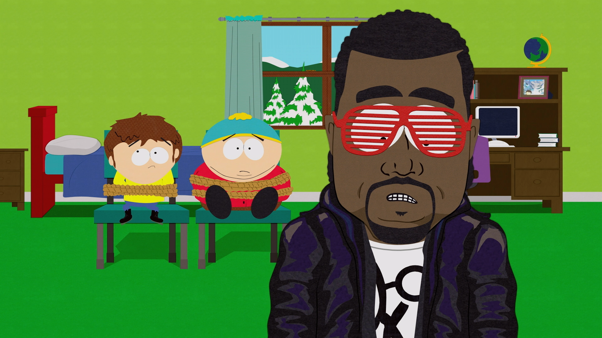 South Park Wallpapers HD kanye west