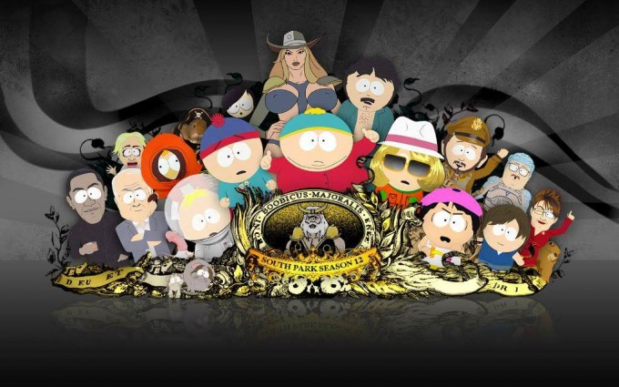 South Park Wallpapers HD black background