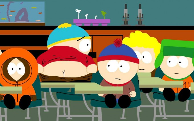South Park Wallpapers HD funny classroom