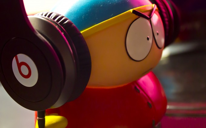 South Park Wallpapers HD beats headset