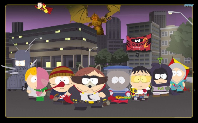 South Park Wallpapers HD city