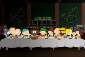South Park Wallpapers HD team dinner
