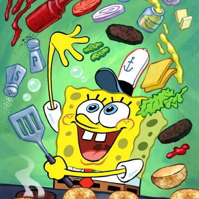 SpongeBob SquarePants wallpapers HD sandwich