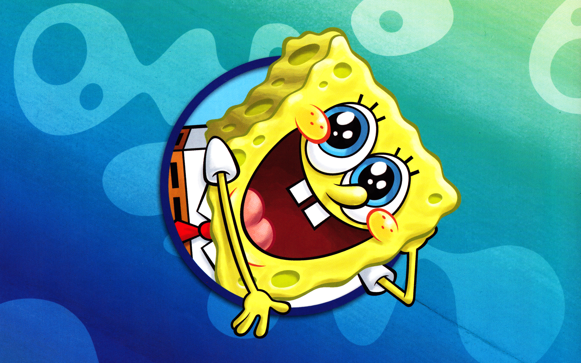 SpongeBob SquarePants wallpapers HD happy