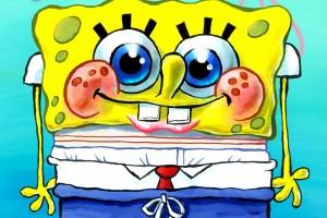 SpongeBob SquarePants wallpapers HD blushing