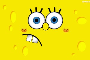 SpongeBob SquarePants wallpapers HD curious