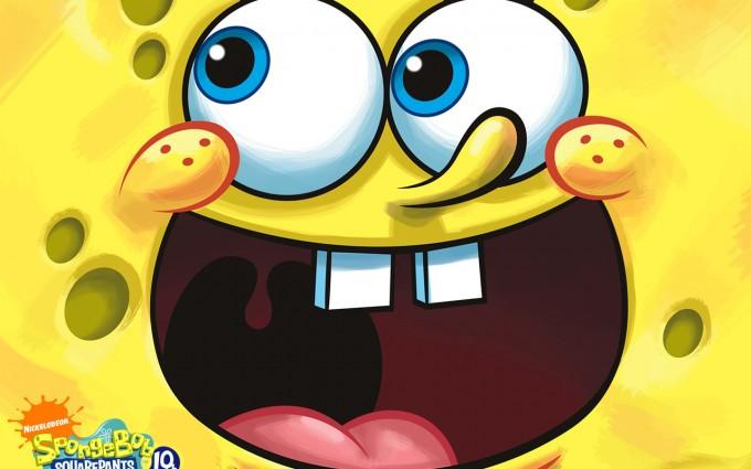 SpongeBob SquarePants wallpapers HD smile