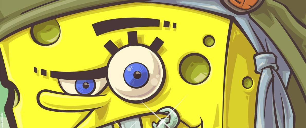 spongebob wallpapers hd a26 hd desktop wallpapers 4k hd