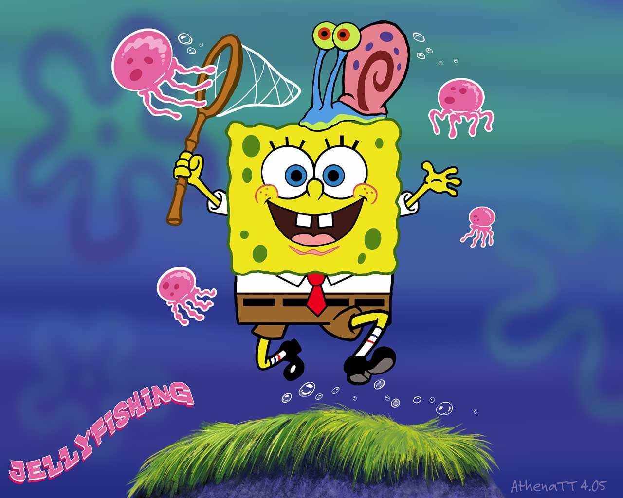Spongebob Wallpapers HD A29