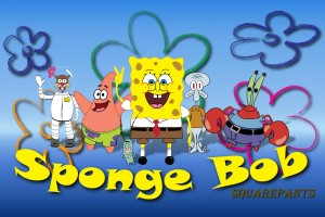 SpongeBob SquarePants wallpapers HD team mates