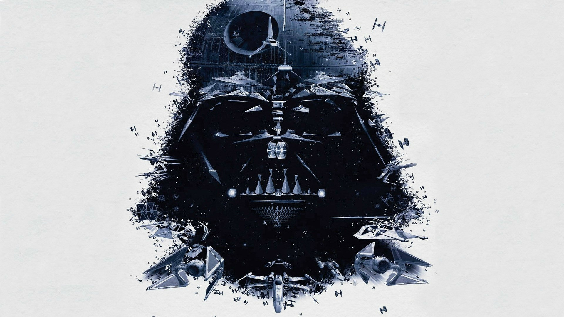 Star Wars Wallpapers art