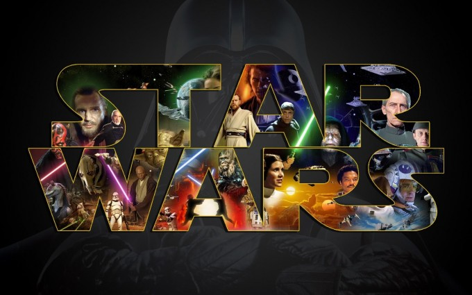 Star Wars Wallpapers fonts
