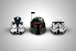 Star Wars Wallpapers heads up