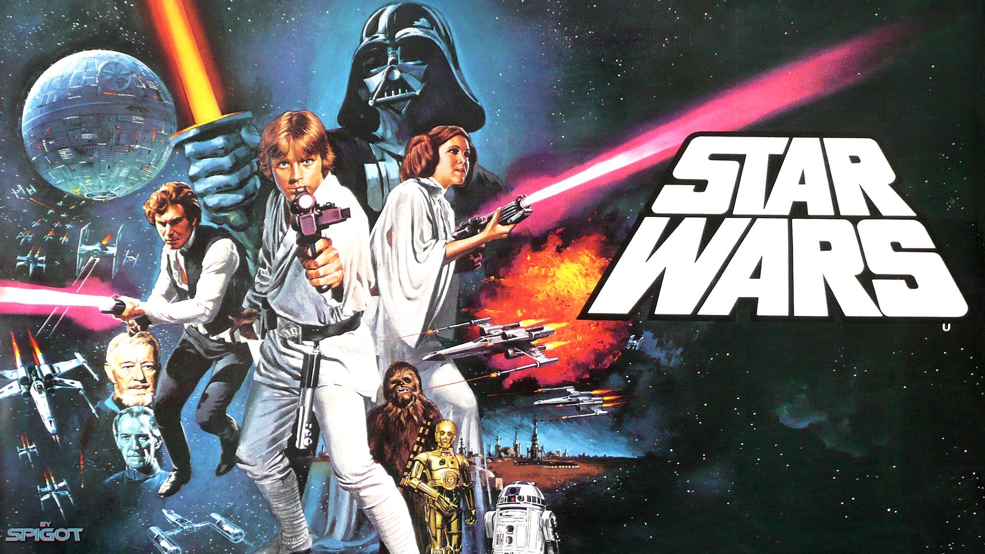 Star Wars Wallpapers old