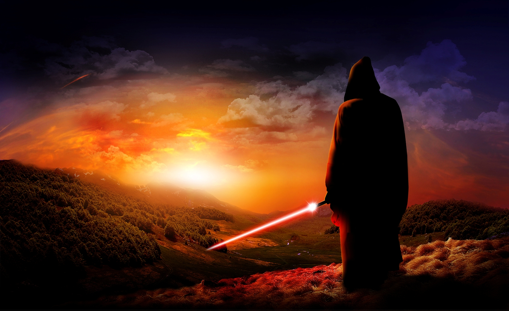 Star Wars Wallpapers sunrise
