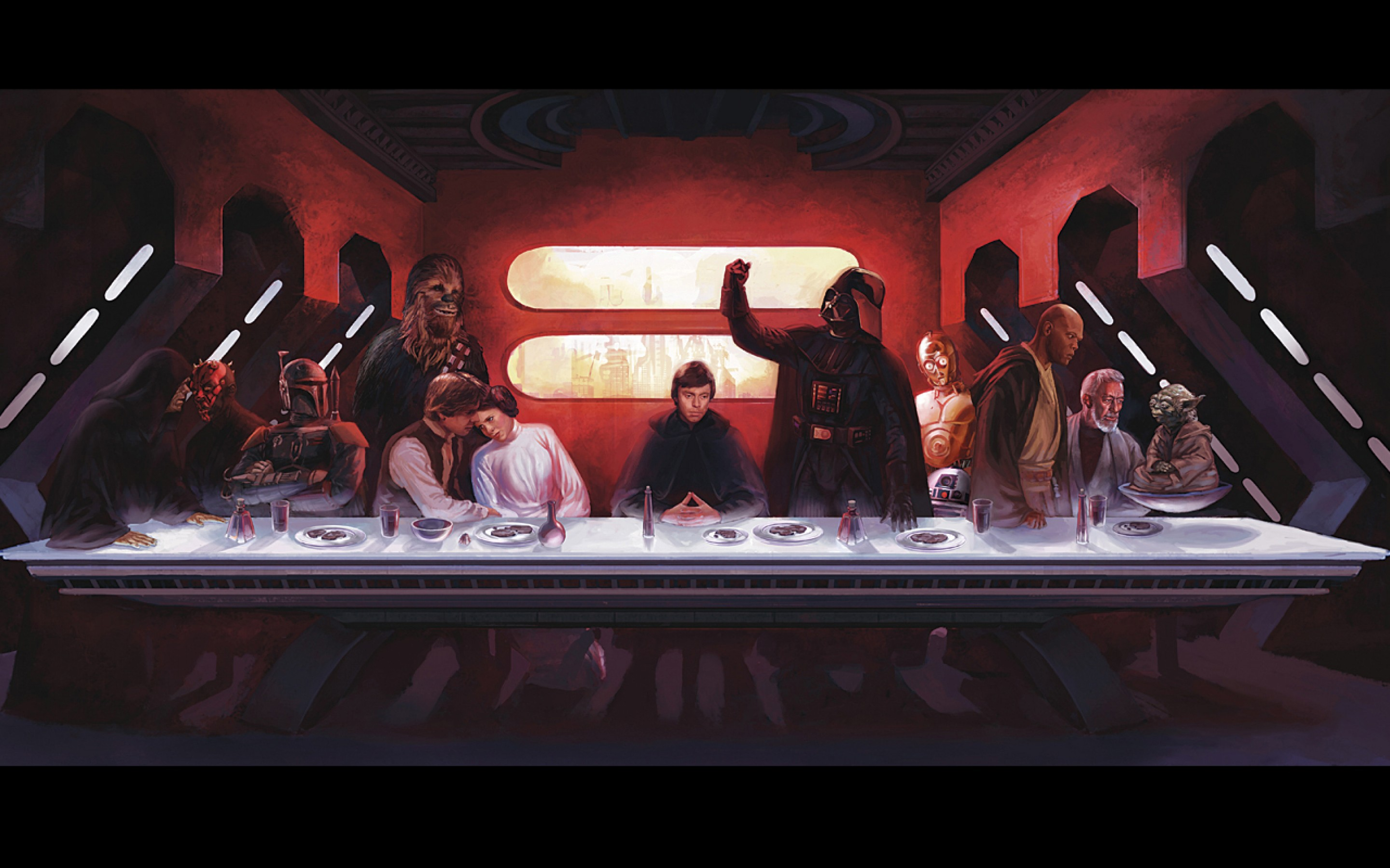 Star Wars Wallpapers team