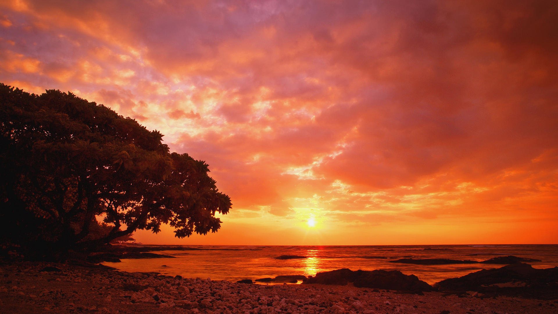 Sunset Wallpapers HD A13