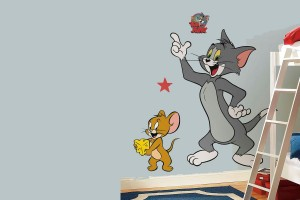 Tom and Jerry Wallpapers friends together