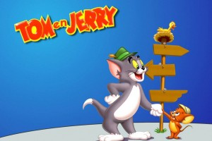 Tom and Jerry Wallpapers A4
