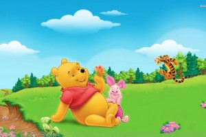 Winnie The Pooh Wallpapers HD garden