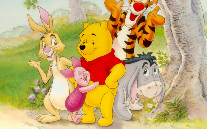 Winnie The Pooh Wallpapers HD love