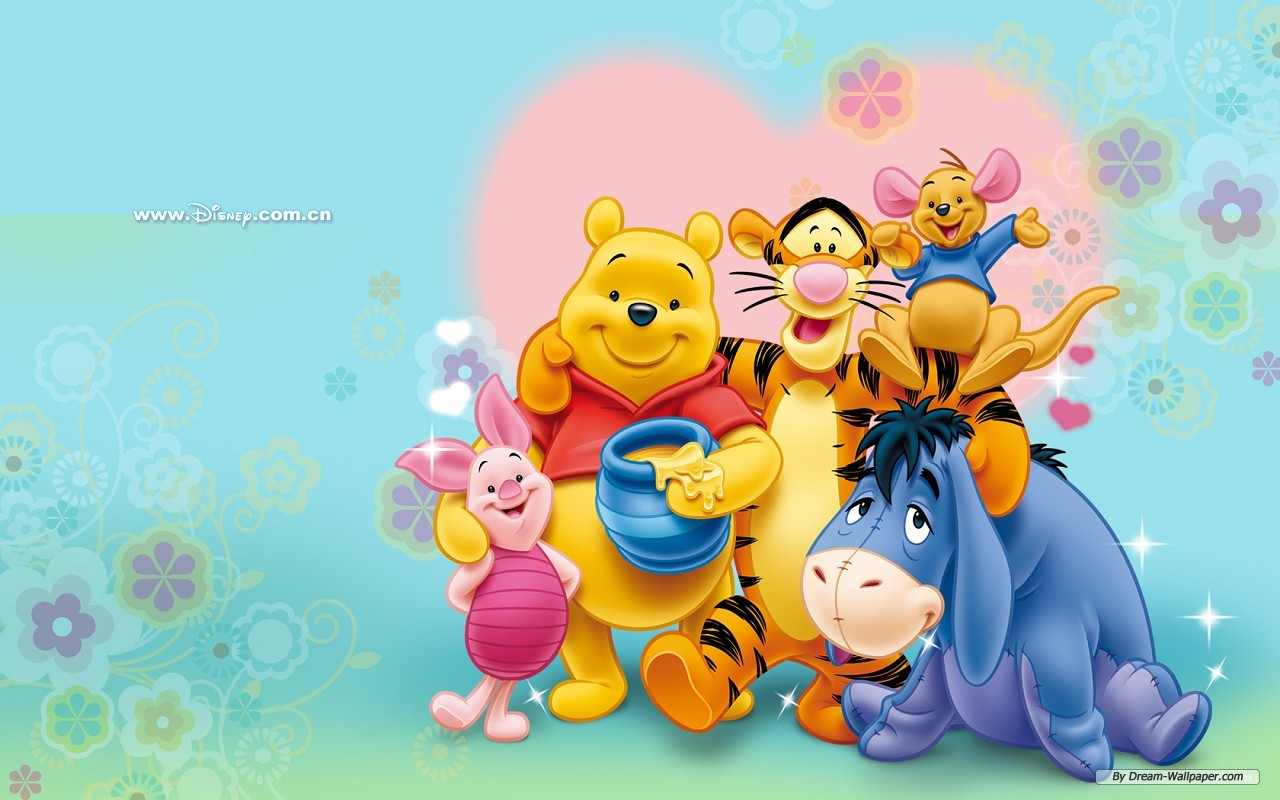 Winnie The Pooh Wallpapers HD family