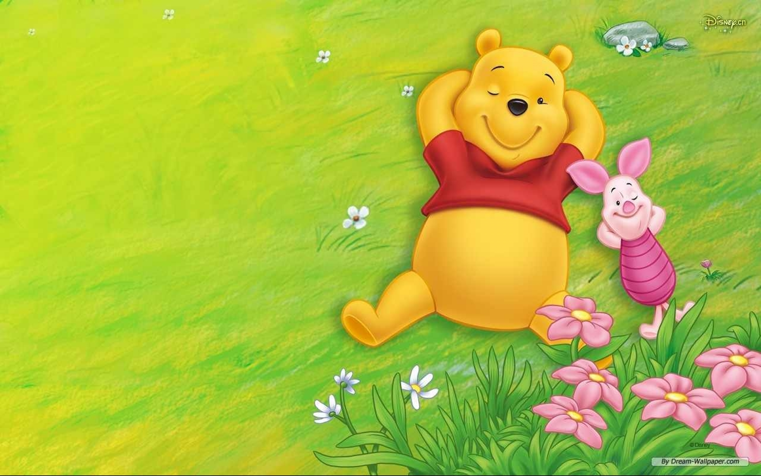 Winnie The Pooh Wallpapers HD peaceful