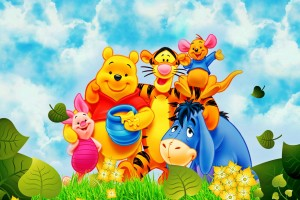 Winnie The Pooh Wallpapers HD crew