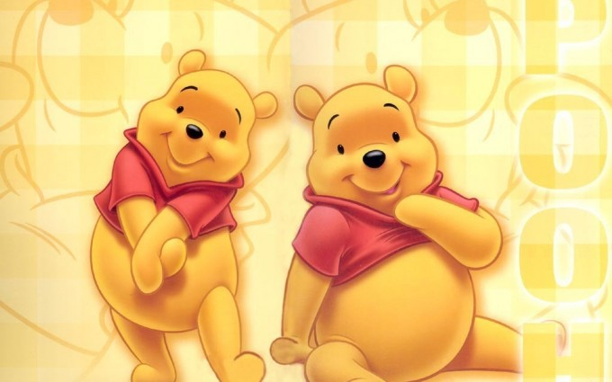 Winnie The Pooh Wallpapers HD twins