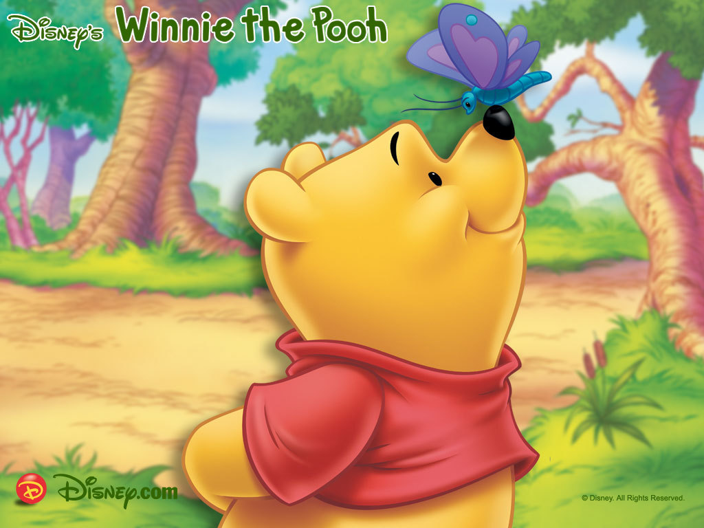 Winnie The Pooh Wallpapers HD cute
