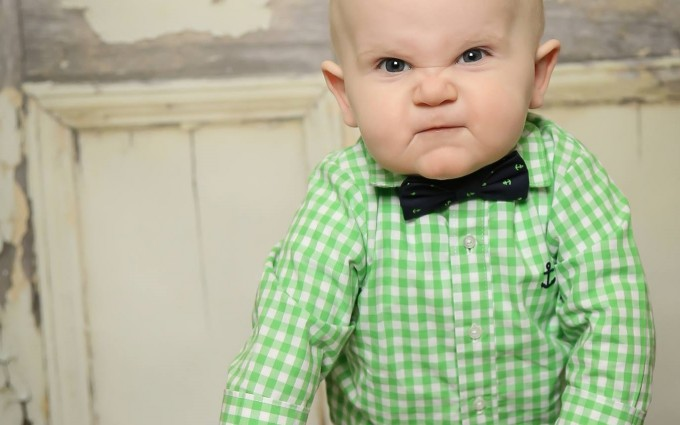 angry Baby Wallpapers