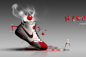 basketball shoes wallpaper