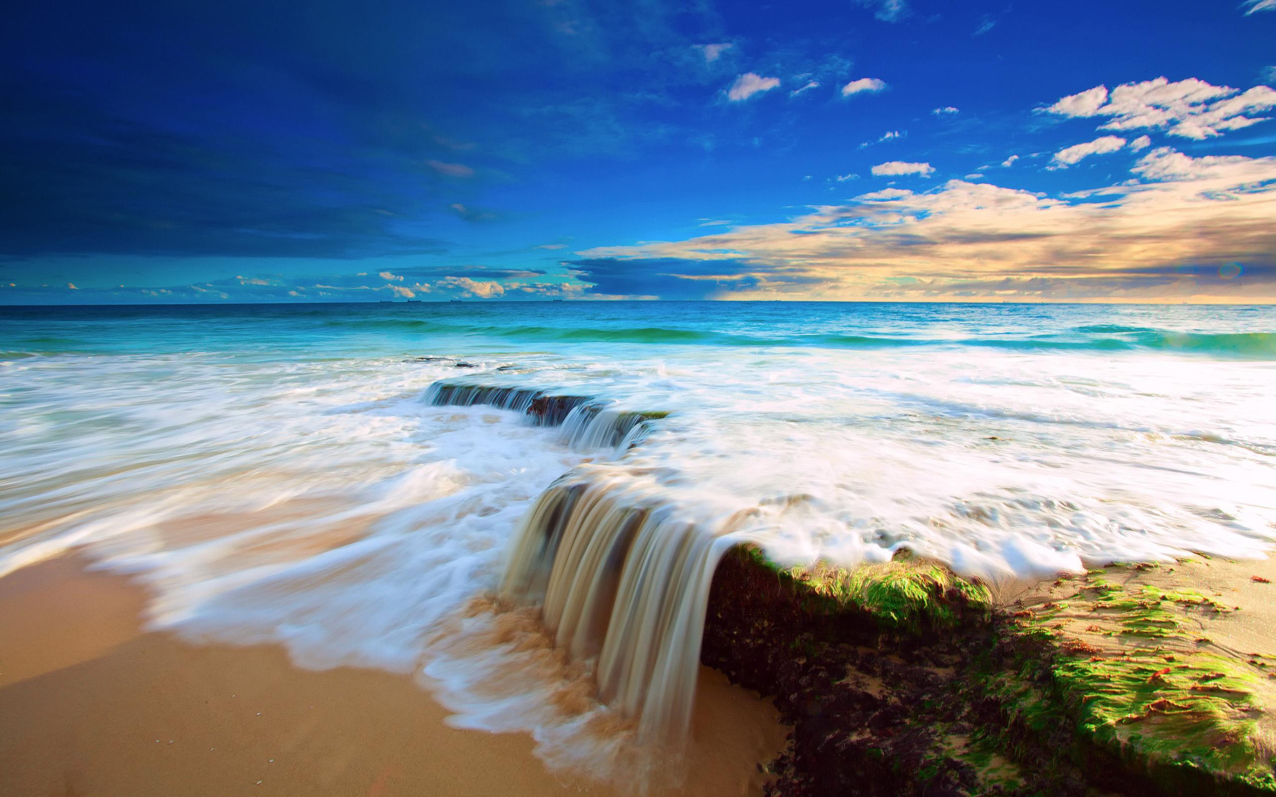 beach wallpaper hd