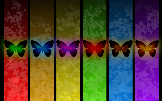 butterfly wallpaper for tablet