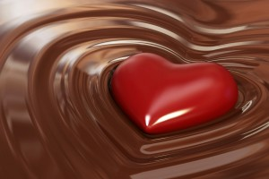 heart wallpapers chocolate