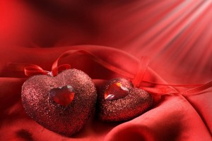 heart wallpapers cute red