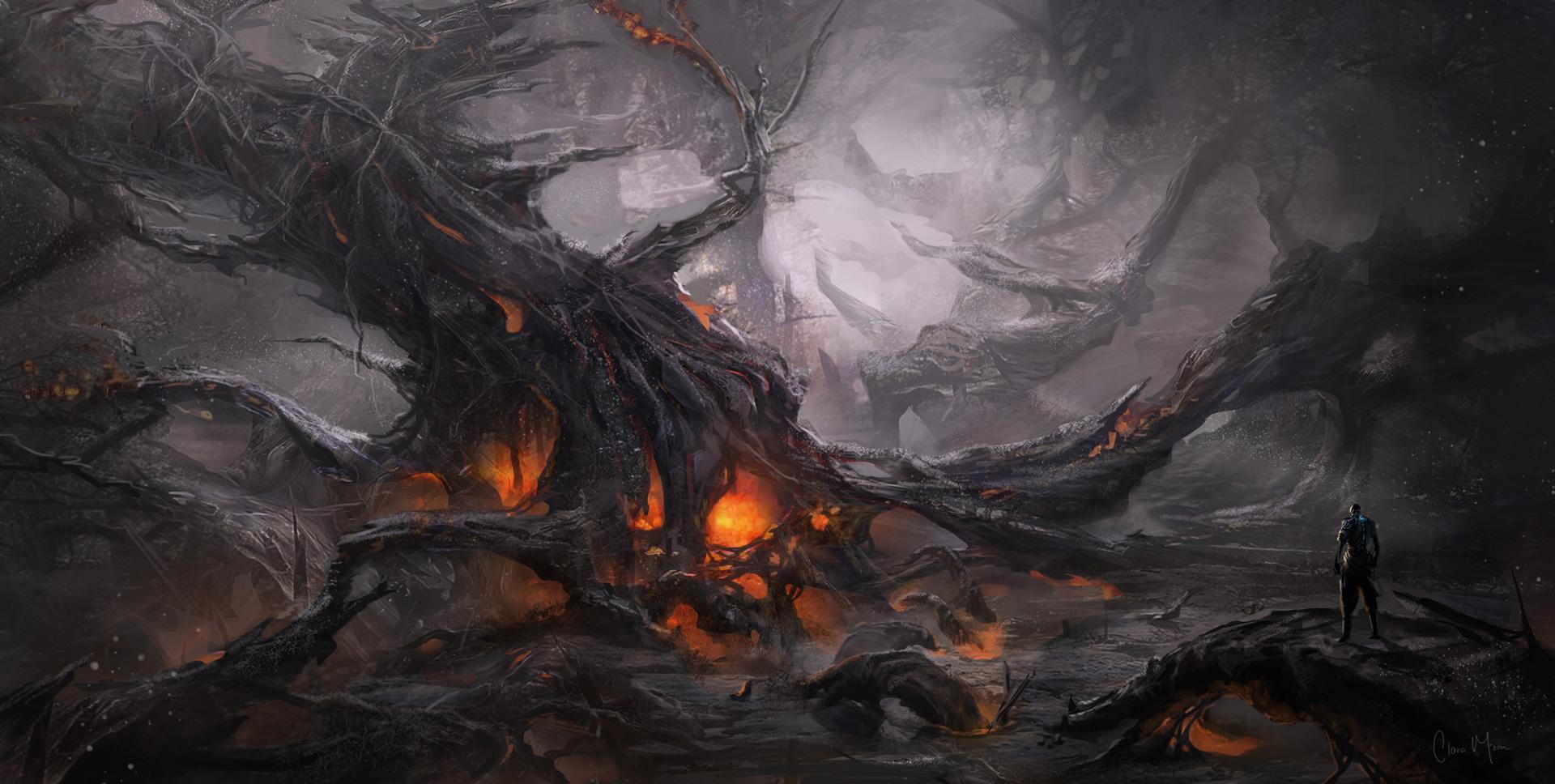 landscape wallpaper 3d