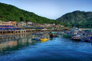 landscape wallpaper boats